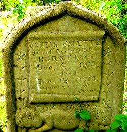 Agnes Janette Hurst