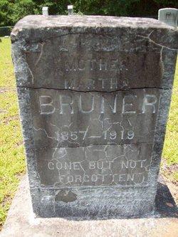 Martha Ann <i>Dean</i> Bruner