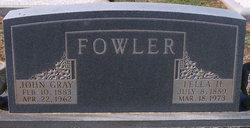 John Gray Fowler