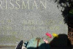 Margaret A. <i>Arnold</i> Crissman
