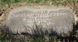 Jack William Curtis