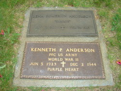 Kenneth P Anderson