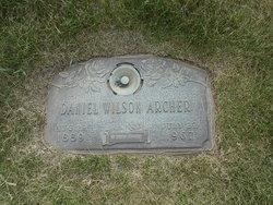 Daniel Wilson Dan Archer