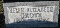 Helen Elizabeth Grove