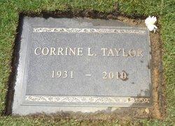 Corrine Louise <i>Pierce</i> Taylor