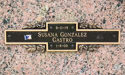 Susana <i>Gonzalez</i> Castro