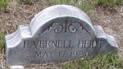 Fenwick Vernell Heidt