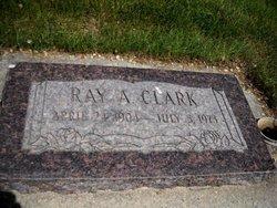 Raymond (Ray) Afton Clark