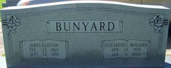 Elizabeth Christine <i>Moulder</i> Bunyard