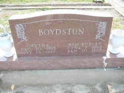 Gaytha <i>Wylie</i> Boydstun