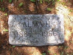 Alma H. Cornwall