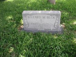 Willard McCay Beck
