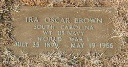 Ira Oscar Brown