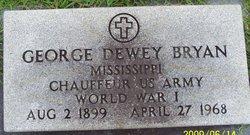 George Dewey Bryan
