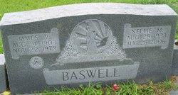 Nellie Mai <i>Burton</i> Baswell