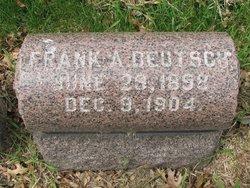 Frank A. Deutsch