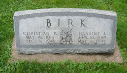Christian Pedersen Chris Birk