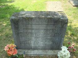 Albin Luther Addington