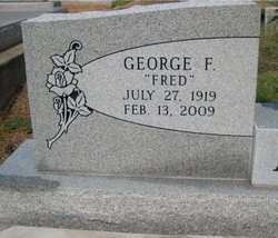George F Fred Andrus