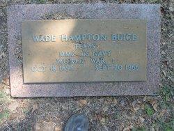 Wade Hampton Buice