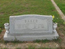 Agness Marie <i>Bowers</i> Baker