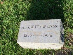A. J. Jett Beaton