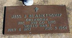 Jess J Blankenship