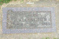 Vern Allington