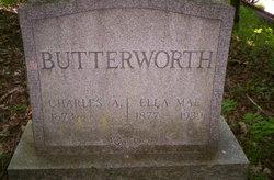 Ella Mae <i>Fike</i> Butterworth