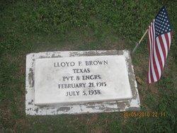 Lloyd P Brown