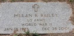 Hulan Robert Bailey