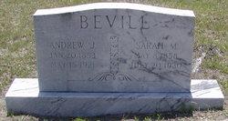 Sarah M. <i>Graham</i> Bevill