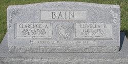 Clarence A. Bain