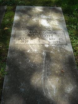 Corinne <i>Gibbon</i> Woollcott
