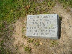 Jesse Oliver Browning