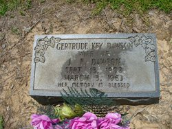 Gertrude <i>Key</i> Dawson