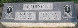 Hazel <i>Carr</i> Robson