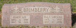 Elmer Lee Brimberry