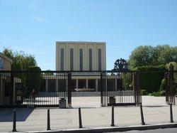 Strasnice Crematorium