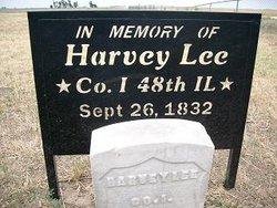 Harvey Lee