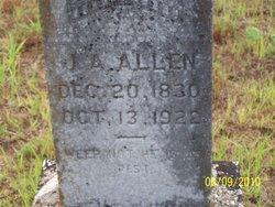 J. A. Allen
