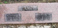 Lillie M. Akin