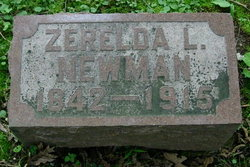 Zerelda L. Newman