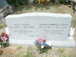 Ocie C. Allen