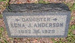 Edna J Anderson