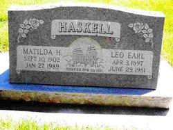 Leo Earl Haskell