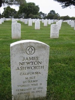 James Newton Ashworth
