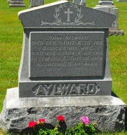 Bridget <i>Sheridan</i> Aylward
