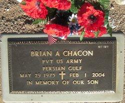 Brian A Chacon