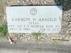 Garmon William Arnold